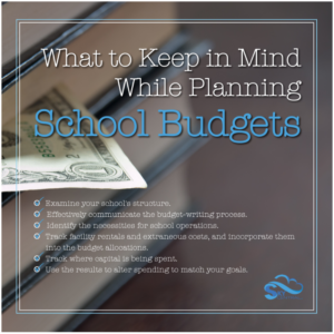 What to keep in mind while planning school budgets - Sky Central